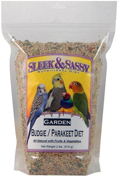 Garden Budgie (Parakeet) Food - 2 lb.