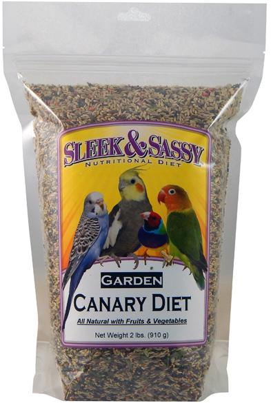 Garden Canary Bird Food - 2 lb.