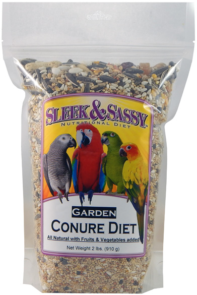 Garden Conure Parrot Food - 2 lb.