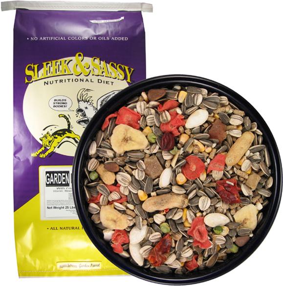 Garden Parrot Food - 25 lb.