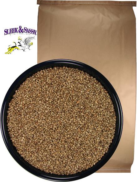 Hemp Seed (sterilized) - 20 lb.