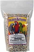parrots food