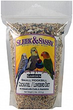 Pet Bird Foods