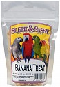 Banana Treat for Parrot and Small Animals