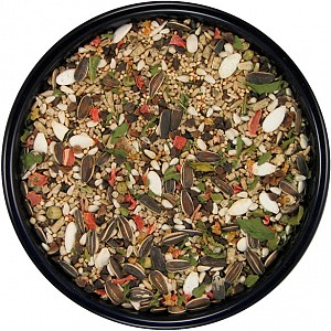 lovebird food